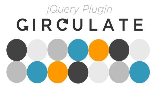 jQuery Circulate